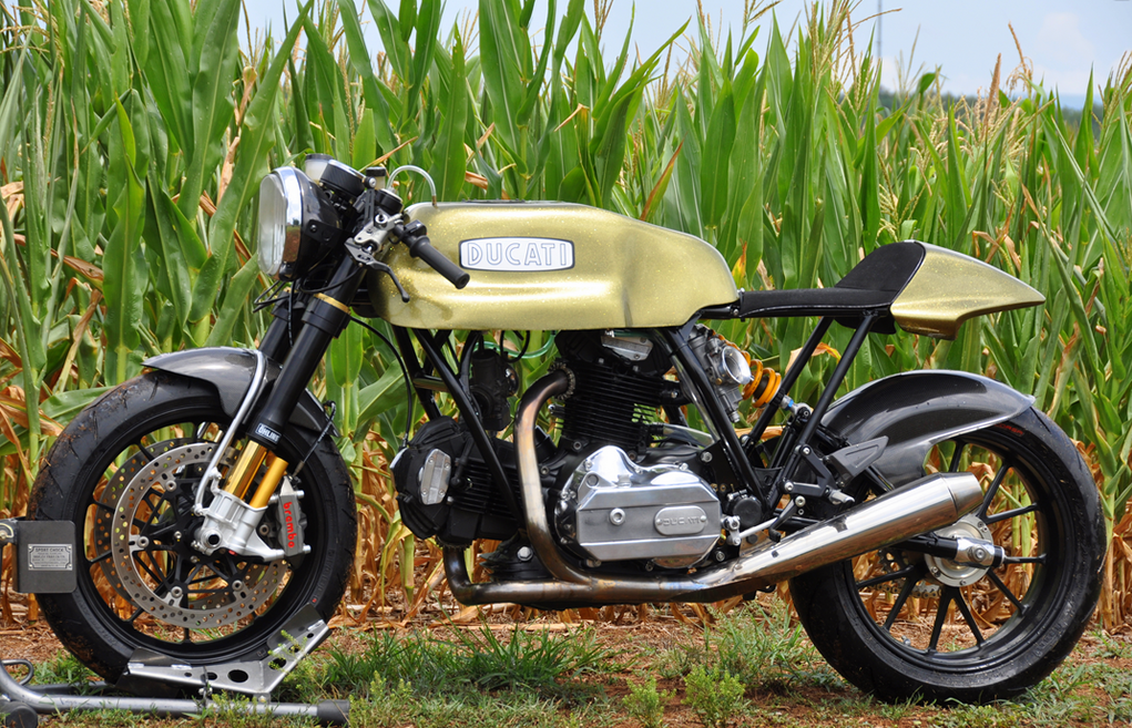 Every Once In A While We Get To Marvel At The Creativity Ingenuity And Dedication Some Motorcycle Builders Put Into Their Builds This Build Known As Cafe