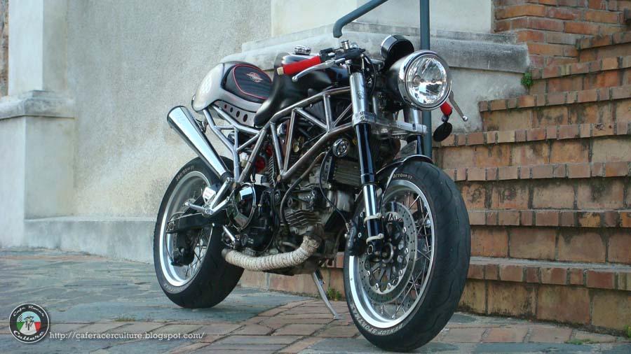 Ducati Cafe Racer Il Ducatista