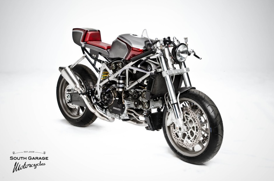 South Garage 749 Martinez Il Ducatista